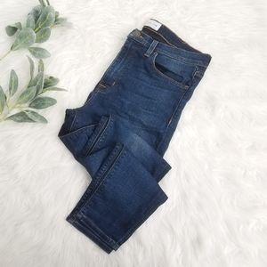 HUDSON Highrise Skinny Jeans Sz 30